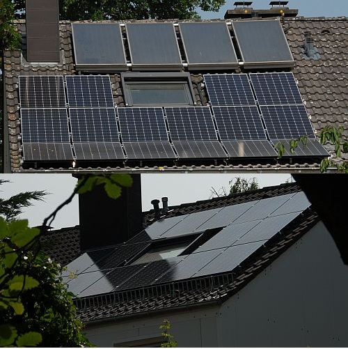 solarthermie flachkollektor vs r hrenkollektor f r konkreten fall haustechnikdialog. Black Bedroom Furniture Sets. Home Design Ideas